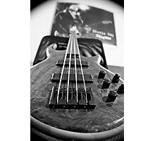 Bass Photographic Print