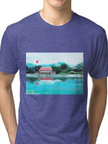 Be Positive Tri-blend T-Shirt
