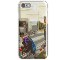 Sunrise In Calais iPhone Case/Skin