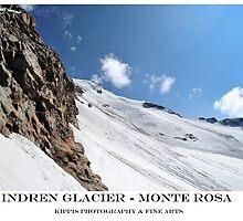 indren glacier by kippis