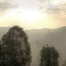 View from the six wonders pagoda by Nicolas Noyes