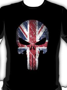 skull unionjack T-Shirt