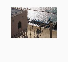 Doge's Palace - Long Shadows and Brilliant Waters From Above Unisex T-Shirt