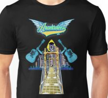 Detroit Rock City ~ Anachrotees' Design Unisex T-Shirt