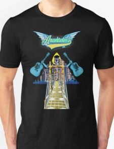 Detroit Rock City ~ Anachrotees' Design T-Shirt