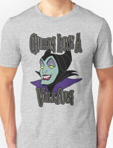 Maleficent Chillin Like a Villain T-Shirt