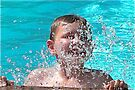 Dylan at the pools by vickimec