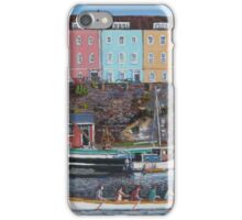 Floating Harbour Bristol, England iPhone Case/Skin