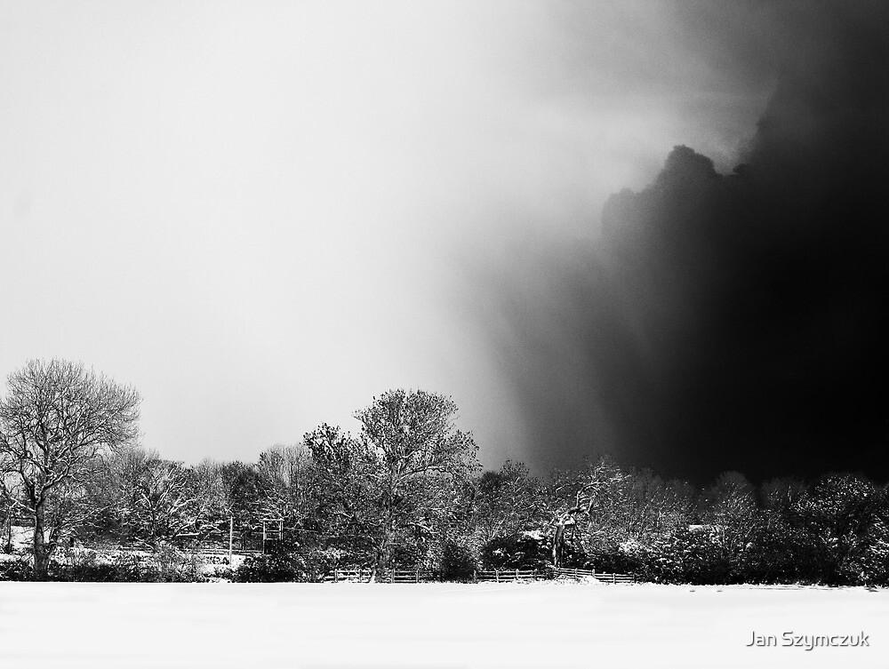 The Darkness Approaches by Jan Szymczuk