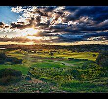 Golf Course Views by Kajo Merkert