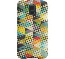 Dots and Triangles II Samsung Galaxy Case/Skin