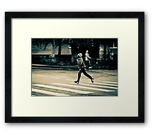 OnePhotoPerDay Series: 333 by L. Framed Print