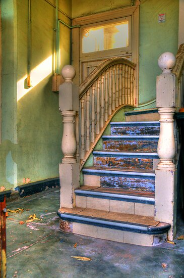Upstairs - Downstairs by HG. QualityPhotography