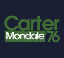 Jimmy Carter Mondale 1976 One Piece - Short Sleeve