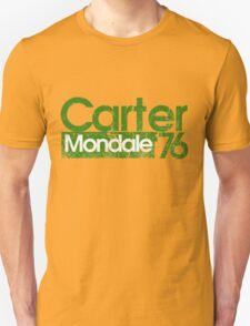 Jimmy Carter Mondale 1976 Unisex T-Shirt