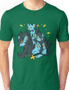 Pile of Electric Lions Unisex T-Shirt