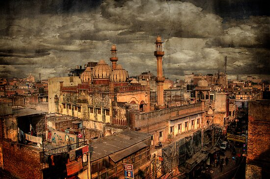 the sound of the muezzin by bbtomas