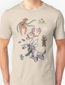 Space Pokemon Party T-Shirt