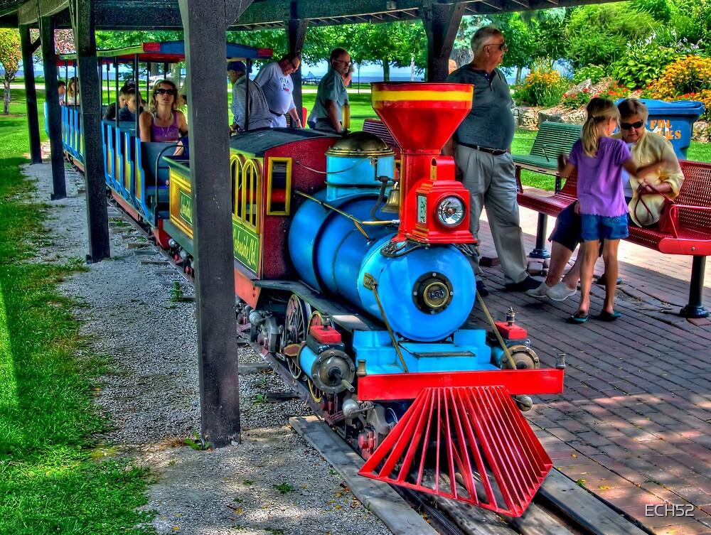 Park Train by ECH52
