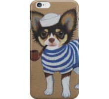 Sailor Chihuahua iPhone Case/Skin