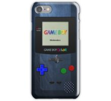 Gameboy Color iPhone Case/Skin