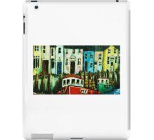 Smugglers Row Zoom 4 iPad Case/Skin