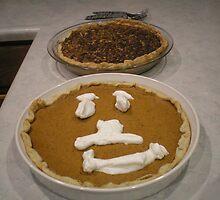 Happy Thanksgiving Pumpkin Pie by AuntieBarbie