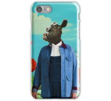 Family portrait n°6 iPhone Case/Skin