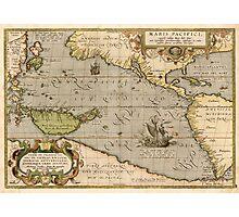 Maris Pacifici 1589 Photographic Print