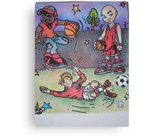 Sports Canvas Print