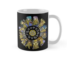 Saint Seiya: The Gold Saints (Mug ver.) Mug