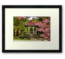 Flowers for Kate Framed Print