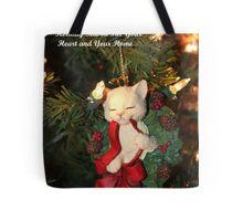 Joy of This Holiday Season Tote Bag