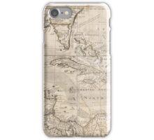 West Indies 1720 iPhone Case/Skin