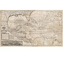West Indies 1720 Photographic Print