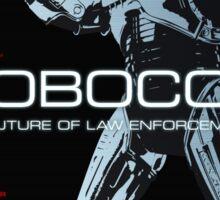 Robocop - Movie Poster Sticker