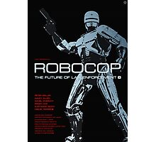 Robocop - Movie Poster Photographic Print