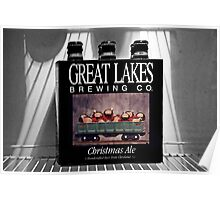 It's Christmas Ale!  Poster