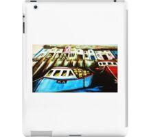 Smugglers Row Zoom 1 iPad Case/Skin