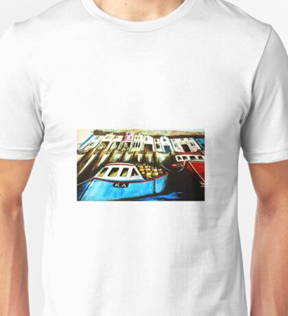 Smugglers Row Zoom 1 Unisex T-Shirt