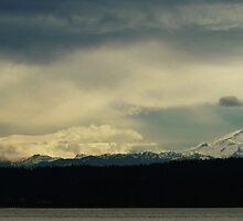 Mt. Rainier  by Joshua Greiner