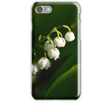 Lily of the Valley - May 2014 iPhone Case/Skin