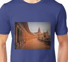 Plaza De Espana Upper Level Unisex T-Shirt