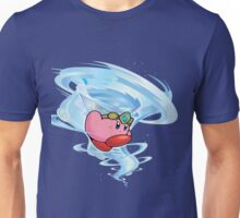 kirby wind power Unisex T-Shirt