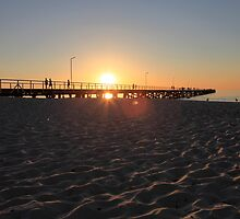 Semaphore Jetty by Scott Schrapel