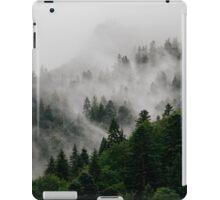 Alpine Mist iPad Case/Skin