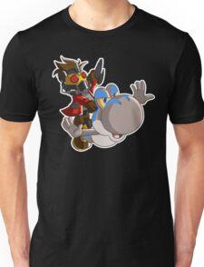 Super Jurassic Galaxy Unisex T-Shirt