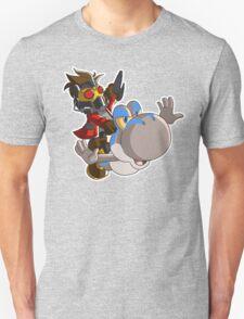 Super Jurassic Galaxy T-Shirt