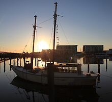 Port Quays (Port Adelaide) by Scott Schrapel
