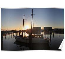 Port Quays (Port Adelaide) Poster